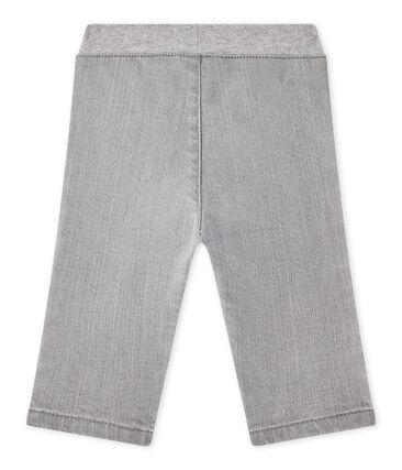 Pantalón bebé niño denim