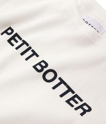 Camiseta de manga corta dr blanco Marshmallow