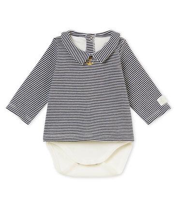 Bodi marinero de manga larga para bebé niño