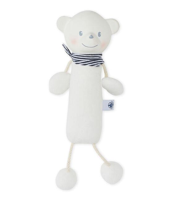 Doudou oso blanco Ecume