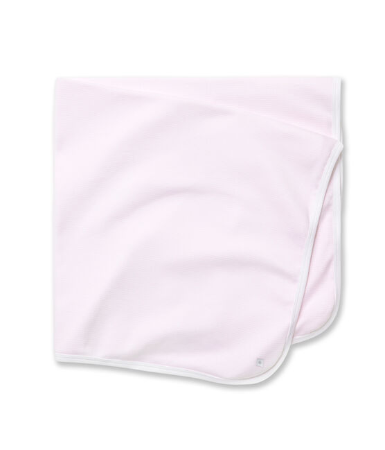 Baby's milleraies striped sheets rosa Vienne / blanco Ecume