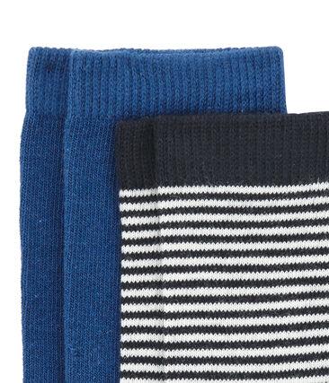 Juego de 2 pares de calcetines