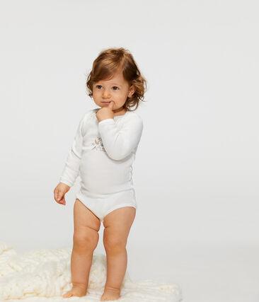 Juego de 5 bodis de manga larga para bebé niña lote .