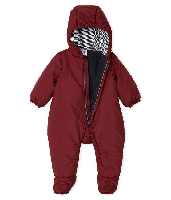 Buzo para bebé unisex rojo Ogre