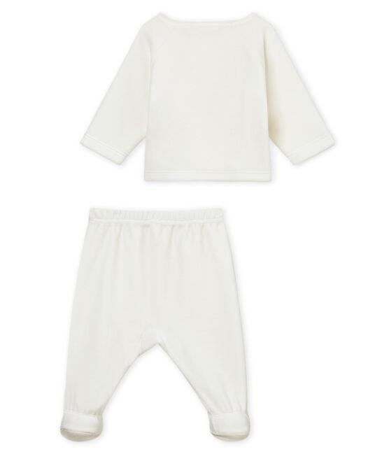 Conjunto nacimiento para bebé unisex blanco Marshmallow
