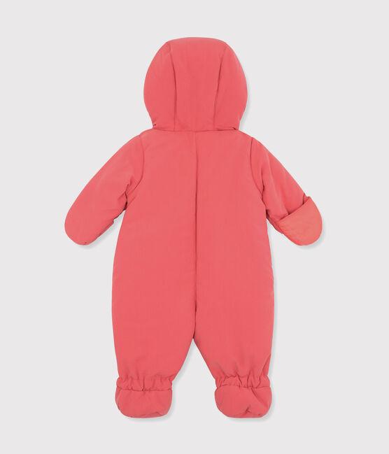 Mono-piloto de microfibra para bebé rosa Cosmetique
