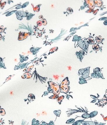 Pijama de algodón infantil para niña