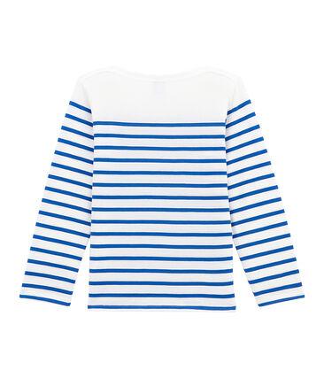 Camiseta marinera infantil creativa para niño