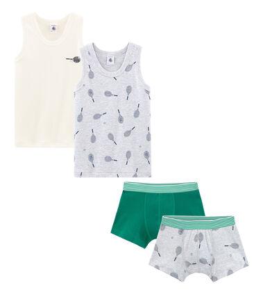 Lote de ropa interior para niño