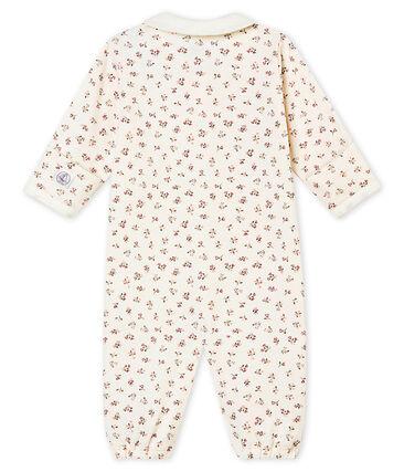Saco para bebé niña en túbico estampado para bebé niña