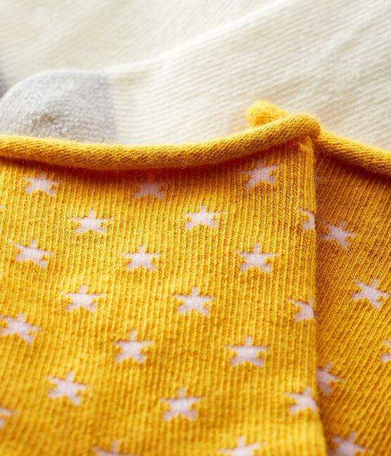 Juego de 2 pares de calcetines para bebé lote .