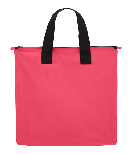 Bolsa ultraligera rosa Groseiller