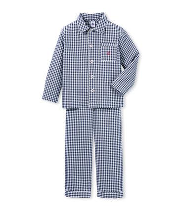 Pijama de sarga para niño
