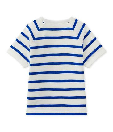 Camiseta de bebé niño con manga corta