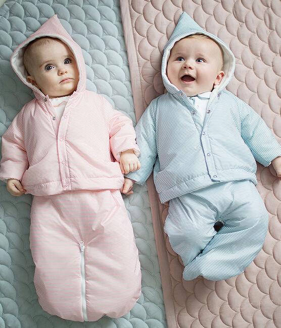 Nono piloto 3 en 1 para bebé unisex azul Fontaine / blanco Marshmallow