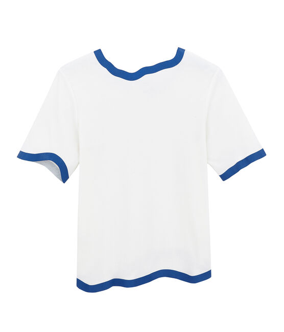 Camiseta blanco Marshmallow