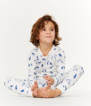 Pijama unisex de rizo picado muy cálido
