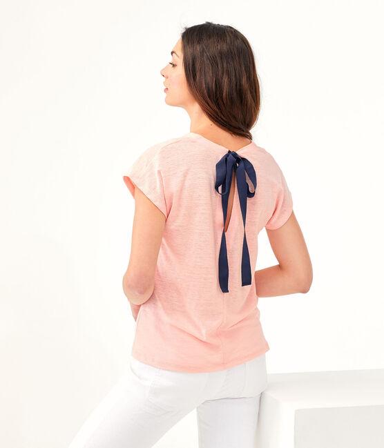 Camiseta de lino para mujer PATIENCE