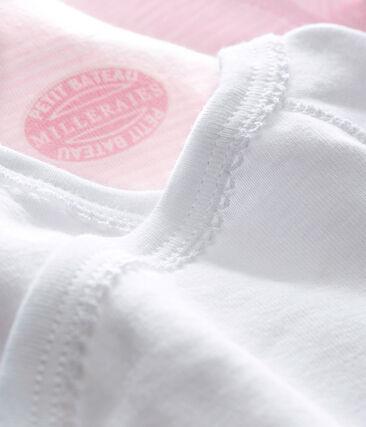 Lote de 2 bodies uniex lisos de manga larga para recién nacido