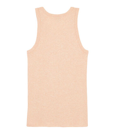 Camiseta de tirantes icónica para mujer rosa Aster Chine