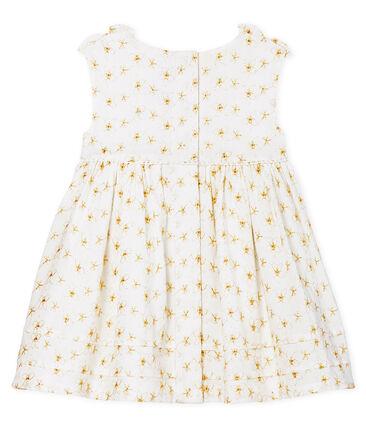 Vestido de ceremonia para bebé niña