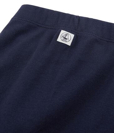Pantalón para bebé mixto azul Smoking