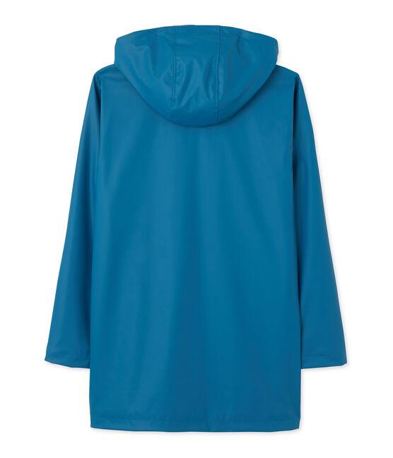 Chubasquero de mujer azul Contes