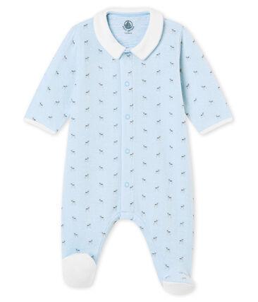 Pijama para bebé en túbico estampado