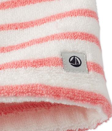 Albornoz de toalla de rizo