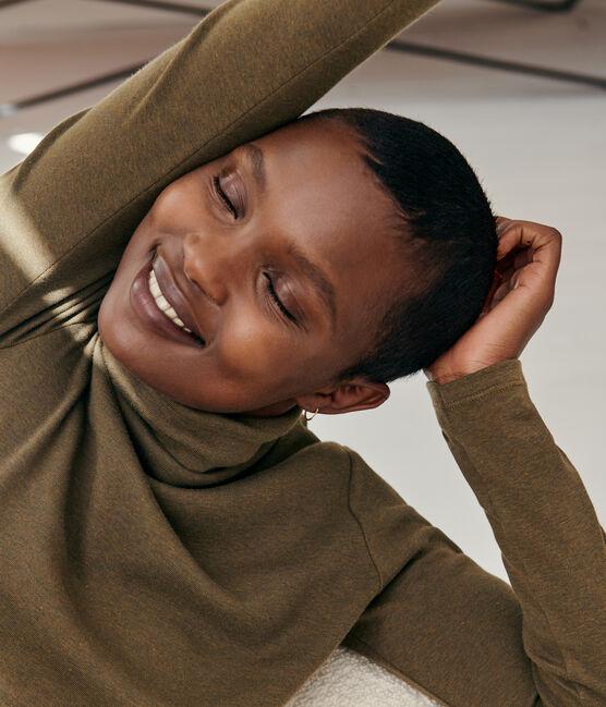 Cuello alto icónico para mujer DAPHNE