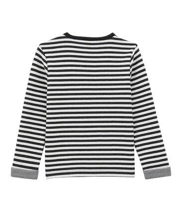 Camiseta de manga larga en jersey doble