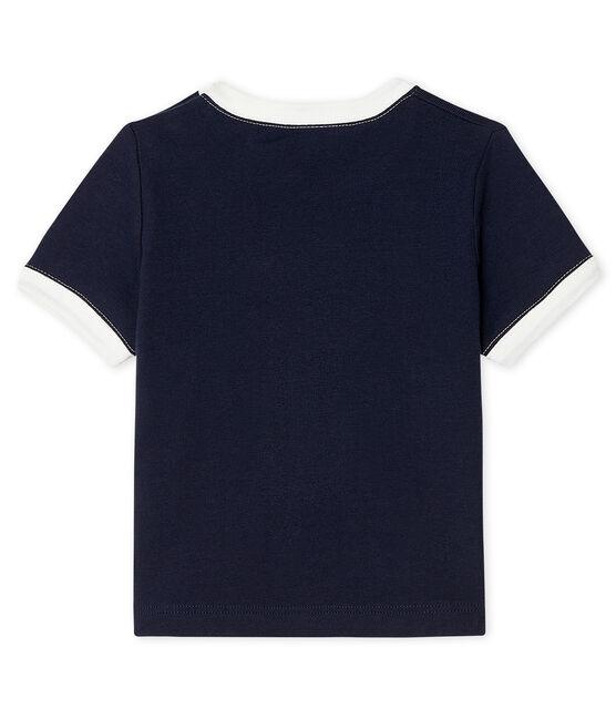 Camiseta de manga corta para bebé niño SMOKING