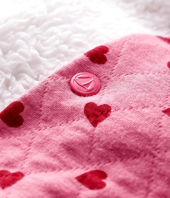 Cárdigan de tejido túbico para bebé niña CHEEK/TERKUIT