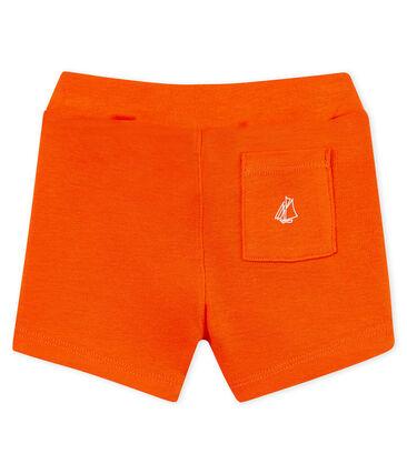Shorts lisos para bebé niño