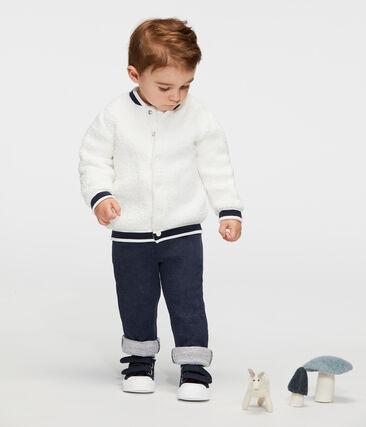 Pantalón de muletón para bebé niño