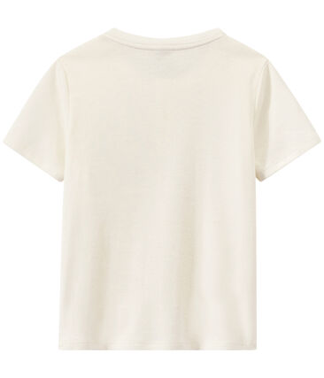 Camiseta de niño con cuello tunecino