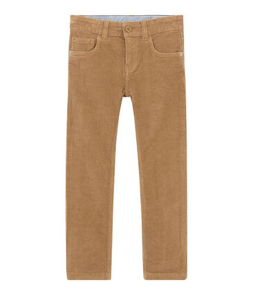 Pantalón de pana para niño