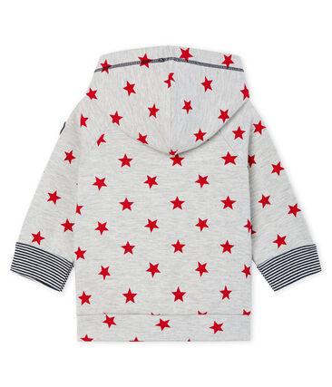 Sudadera estampada con capucha para bebé niño