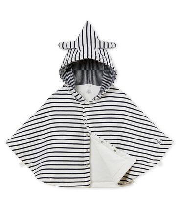 Capa emblemática para bebé unisex