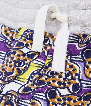Pantalón de niño blanco Marshmallow / blanco Multico