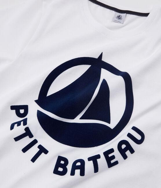 Camiseta manga corta de adulto unisex flocada lote .