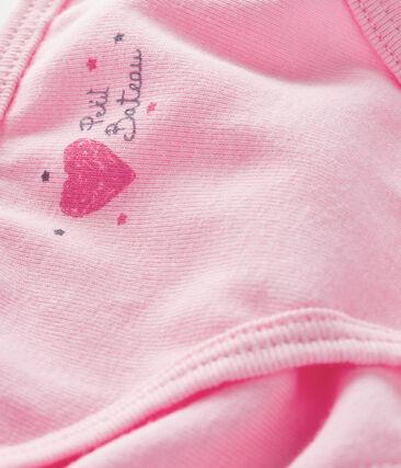 Braguita para niña rosa Bonbec