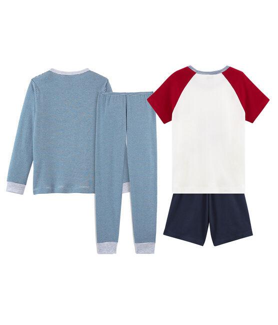 Lote de 2 pijamas para niño lote .