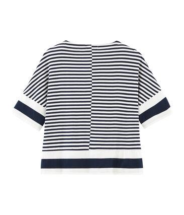 Camiseta manga corta gráfica para mujer