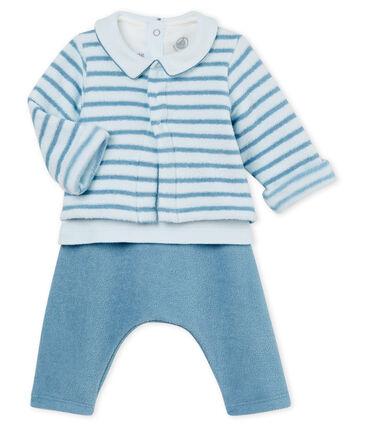 Conjunto 3 piezas para bebé unisex