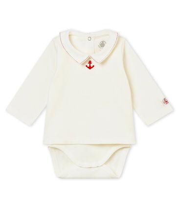 Body griñón de manga larga para bebé niño