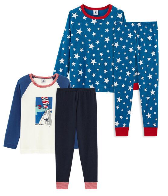 Lote de 2 pijamas para niño pequeño lote .