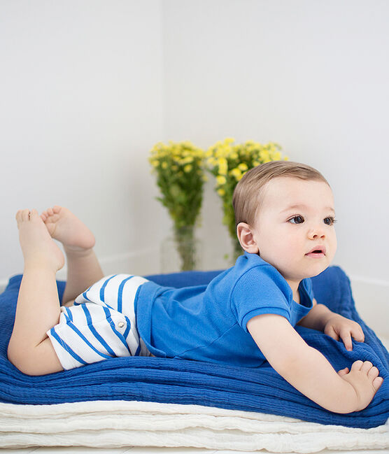 Conjunto 2 piezas de rayas para bebé niño lote .