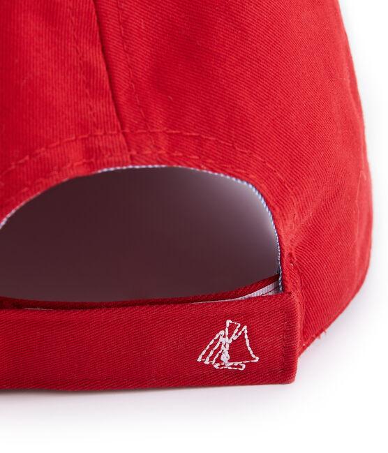 Gorra infantil unisex rojo Terkuit