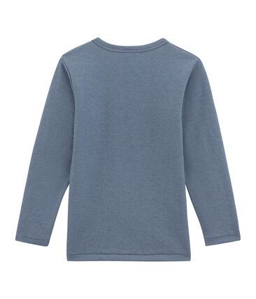 Camiseta de manga larga para niño